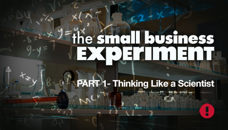 the small business experiment part 1