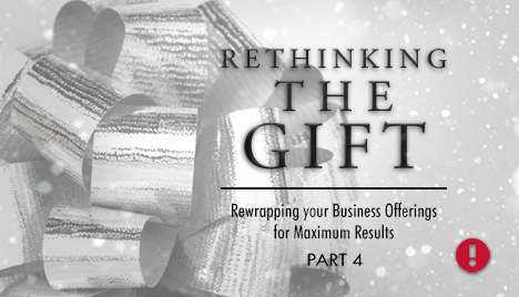 rethinking the gift